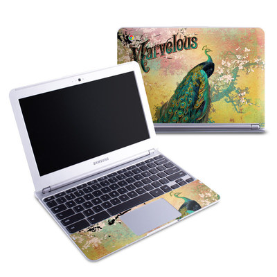 Samsung 11-6 Chromebook Skin - Marvelous