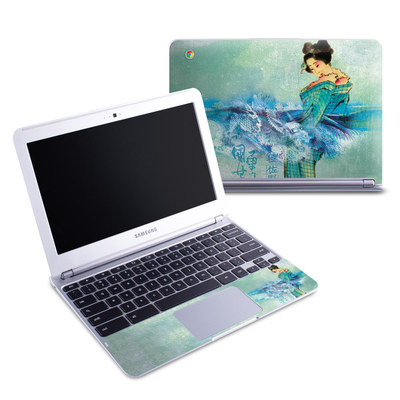 Samsung 11-6 Chromebook Skin - Magic Wave
