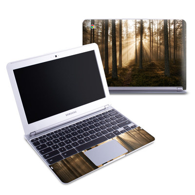 Samsung 11-6 Chromebook Skin - Misty Trail