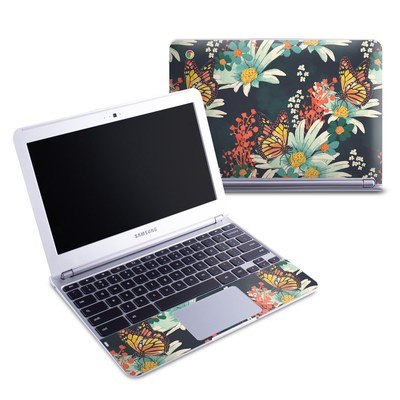 Samsung 11-6 Chromebook Skin - Monarch Grove