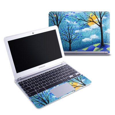 Samsung 11-6 Chromebook Skin - Moon Dance Magic