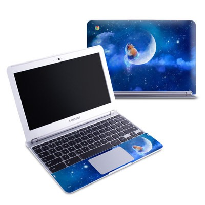 Samsung 11-6 Chromebook Skin - Moon Fox