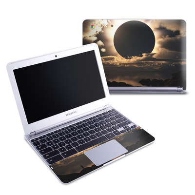 Samsung 11-6 Chromebook Skin - Moon Shadow
