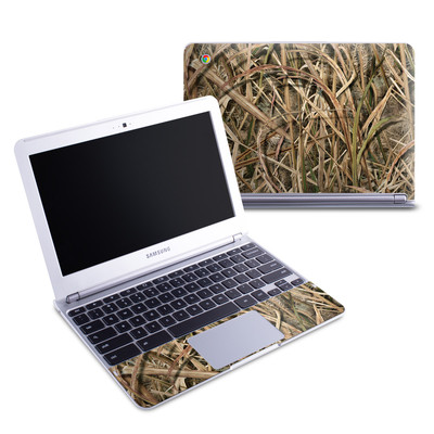 Samsung 11-6 Chromebook Skin - Shadow Grass Blades