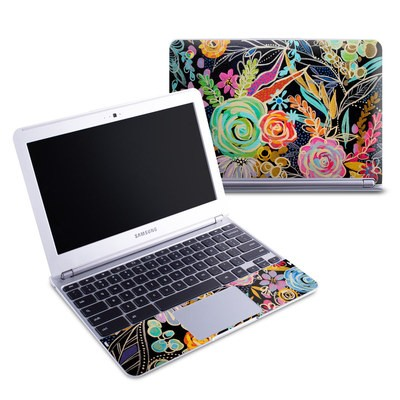 Samsung 11-6 Chromebook Skin - My Happy Place