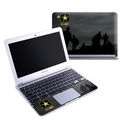 Samsung 11-6 Chromebook Skin - Night Action