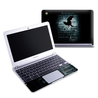 Samsung 11-6 Chromebook Skin - Nevermore