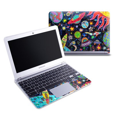 Samsung 11-6 Chromebook Skin - Out to Space