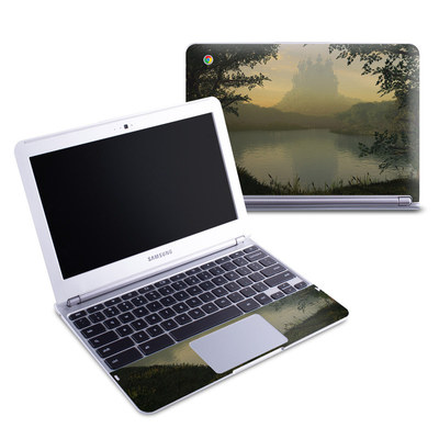 Samsung 11-6 Chromebook Skin - Once Upon A Time