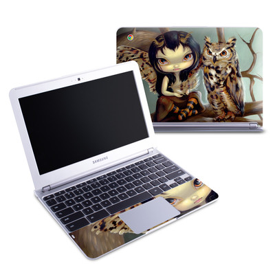Samsung 11-6 Chromebook Skin - Owlyn
