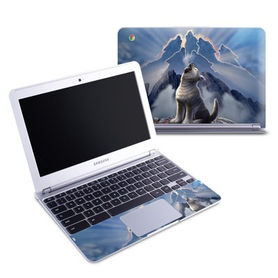 Samsung 11-6 Chromebook Skin - Leader of the Pack