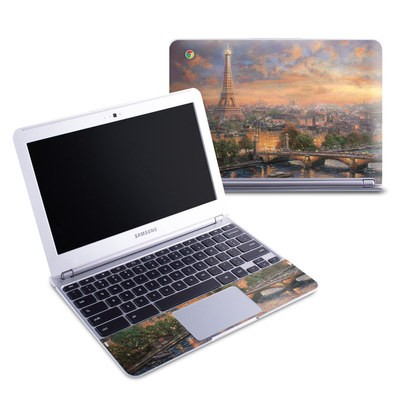 Samsung 11-6 Chromebook Skin - Paris City of Love