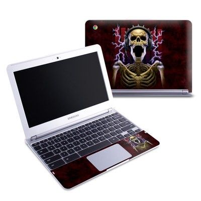 Samsung 11-6 Chromebook Skin - Play Loud