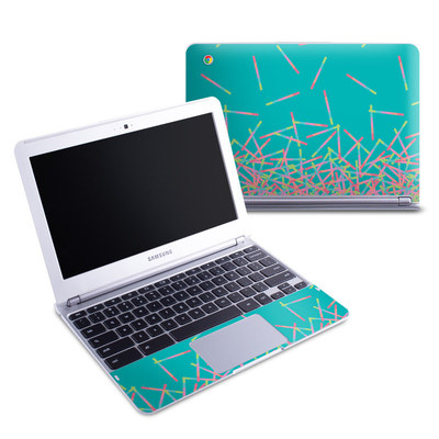 Samsung 11-6 Chromebook Skin - Pop Rocks Wands