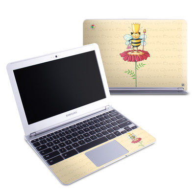 Samsung 11-6 Chromebook Skin - Queen Bee
