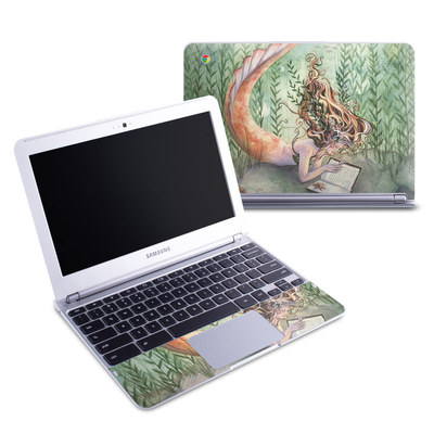 Samsung 11-6 Chromebook Skin - Quiet Time