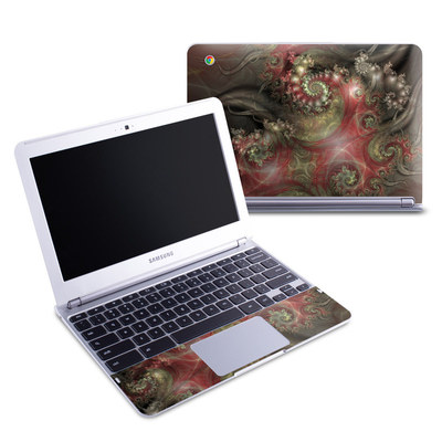 Samsung 11-6 Chromebook Skin - Reaching Out