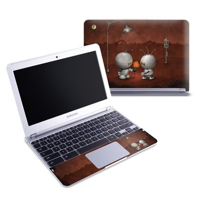 Samsung 11-6 Chromebook Skin - Robots In Love