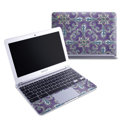 Samsung 11-6 Chromebook Skin - Royal Crown