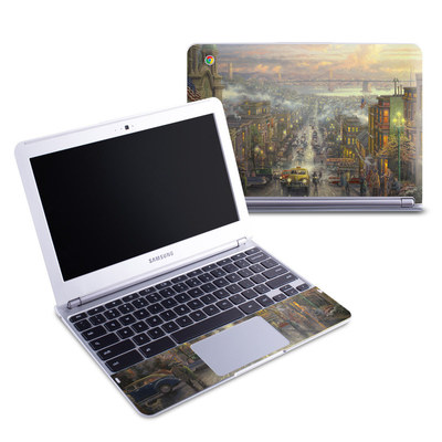 Samsung 11-6 Chromebook Skin - Heart of San Francisco