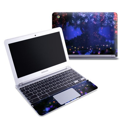Samsung 11-6 Chromebook Skin - Satori Night