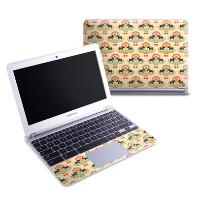 Samsung 11-6 Chromebook Skin - Scotties