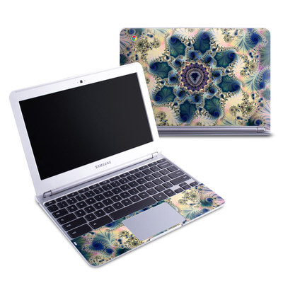 Samsung 11-6 Chromebook Skin - Sea Horse