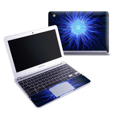 Samsung 11-6 Chromebook Skin - Something Blue
