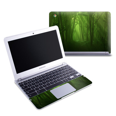 Samsung 11-6 Chromebook Skin - Spring Wood