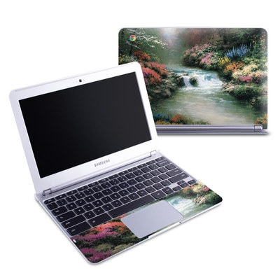 Samsung 11-6 Chromebook Skin - Beside Still Waters