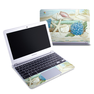 Samsung 11-6 Chromebook Skin - Stories of the Sea