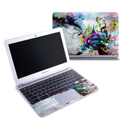 Samsung 11-6 Chromebook Skin - Streaming Eye