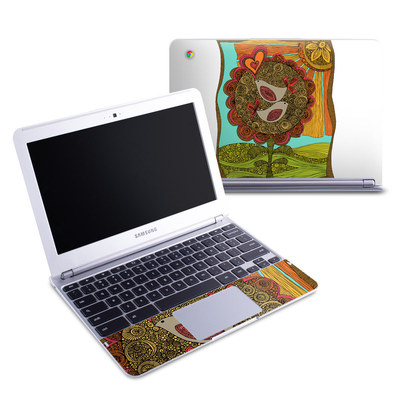 Samsung 11-6 Chromebook Skin - Sunshine