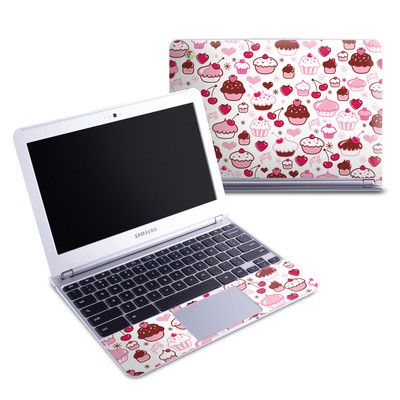 Samsung 11-6 Chromebook Skin - Sweet Shoppe
