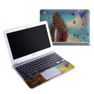 Samsung 11-6 Chromebook Skin - The Festival
