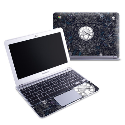 Samsung 11-6 Chromebook Skin - Time Travel