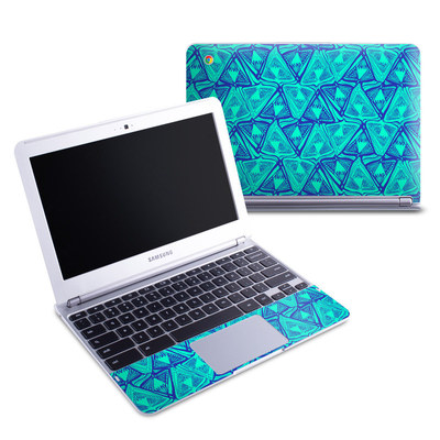 Samsung 11-6 Chromebook Skin - Tribal Beat
