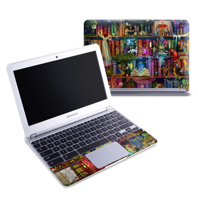 Samsung 11-6 Chromebook Skin - Treasure Hunt