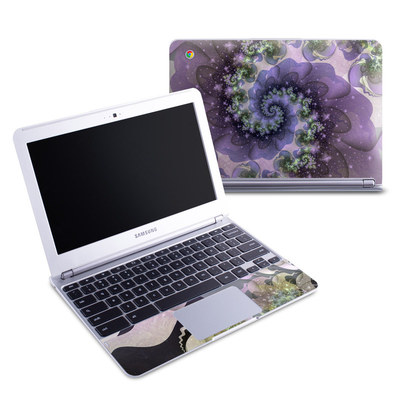 Samsung 11-6 Chromebook Skin - Turbulent Dreams