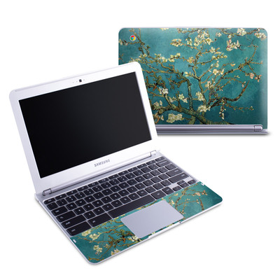 Samsung 11-6 Chromebook Skin - Blossoming Almond Tree