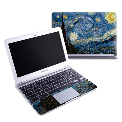 Samsung 11-6 Chromebook Skin - Starry Night