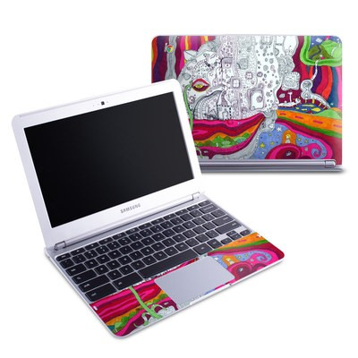 Samsung 11-6 Chromebook Skin - In Your Dreams