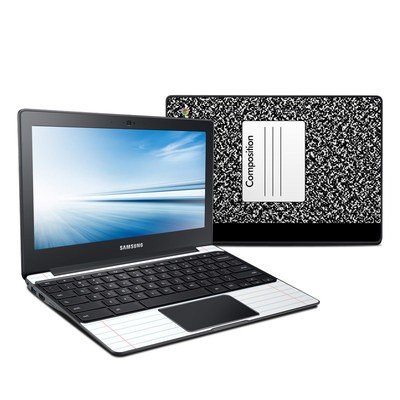 Samsung Chromebook 2 Skin - Composition Notebook