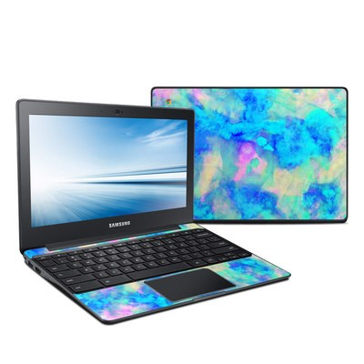 Samsung Chromebook 2 Skin - Electrify Ice Blue