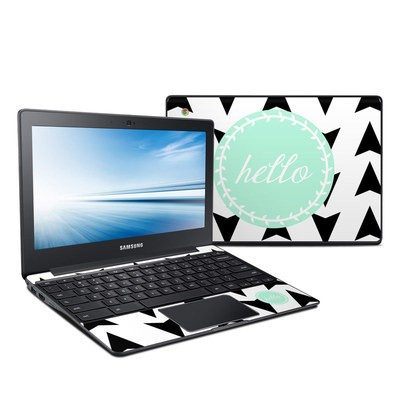Samsung Chromebook 2 Skin - Greetings