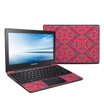 Samsung Chromebook 2 Skin - Ruby Salon