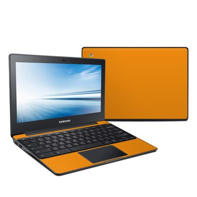 Samsung Chromebook 2 Skin - Solid State Orange