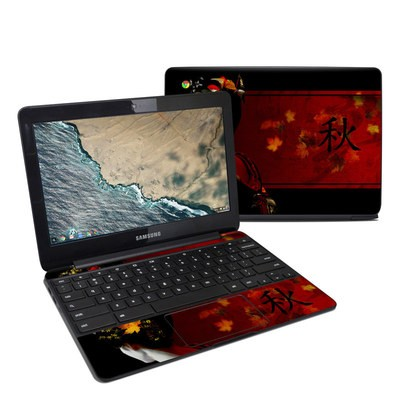 Samsung Chromebook 3 Skin - Autumn