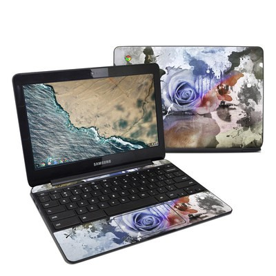 Samsung Chromebook 3 Skin - Days Of Decay