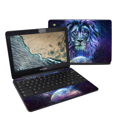 Samsung Chromebook 3 Skin - Guardian